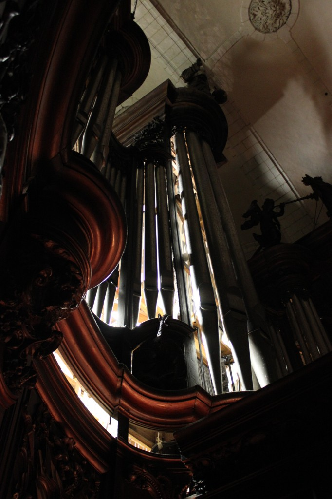 Orgue | PHOTO © FRANÇOIS GEFFRIER